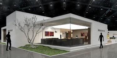 第四十一届国际名家具(东莞)展览会-毕加展览家具展