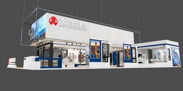 2019 R+T Asia 亚洲门窗遮阳展-毕加展览门窗遮阳展展台设计