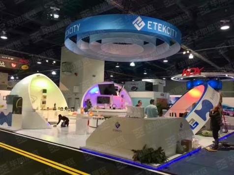 ETEKCITY—CES消费电子产品展案例
