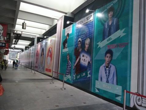 k-pop开业庆典(活动会议)