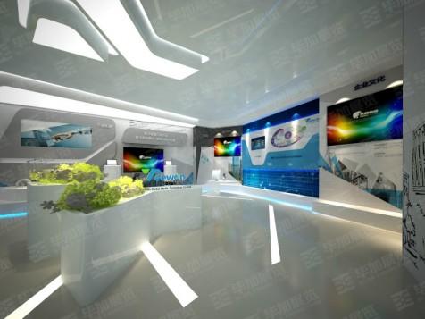 天闻数媒科技展厅