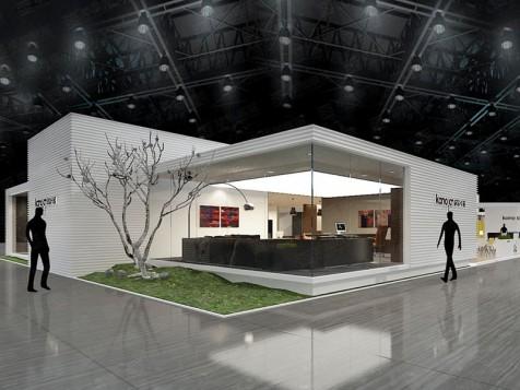 科尔卡诺—家具展案例