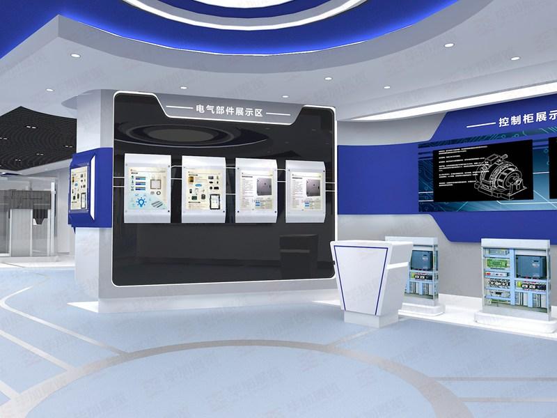 莱茵电梯展厅设计装修powered by espcms
